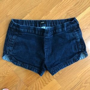 Urban Outfitters BDG Dolphin Fin hem shorts S